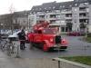 Découverte du camion de pompiers